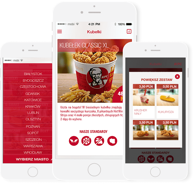 Fast Food Coupon App Android