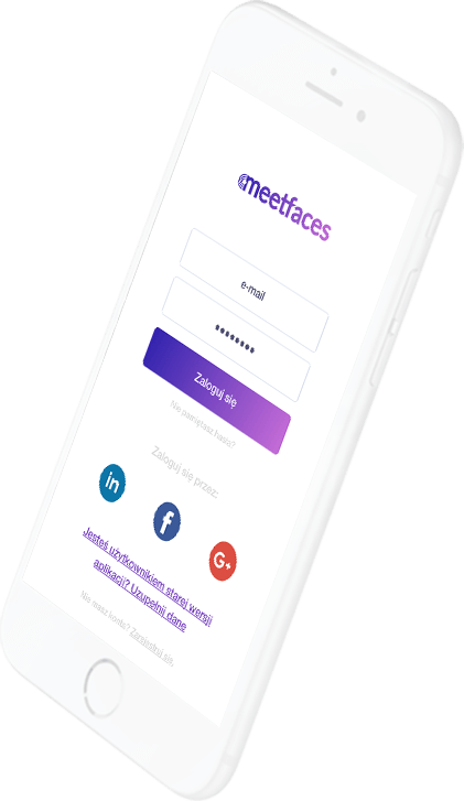 meetfaces - mobile app